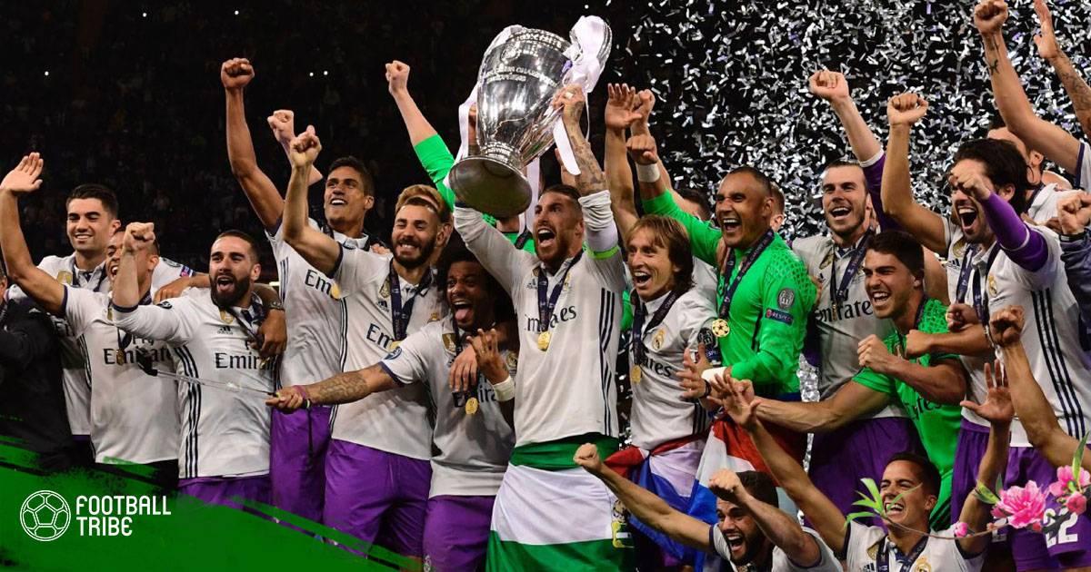 Champions League chính thức trở lại vào rạng sáng mai