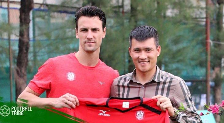 Thành phố Hồ Chí Minh chia tay cựu cầu thủ Man Utd