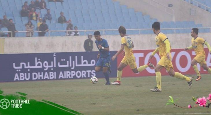 Omar tỏa sáng, FLC Thanh Hóa có thắng lợi đầu tay ở AFC Cup 2018