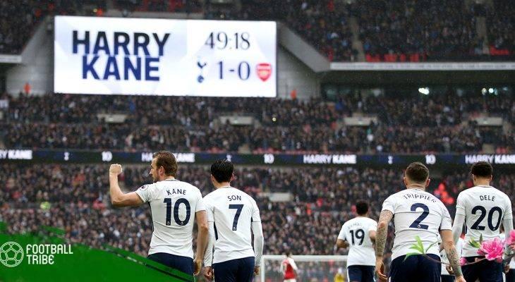 Vòng 27 Premier League 2017/18: Tottenham mở hội tại Wembley