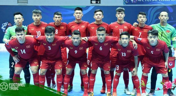 Điểm mặt tám 'anh tài' tại vòng Tứ kết Futsal Châu Á 2018