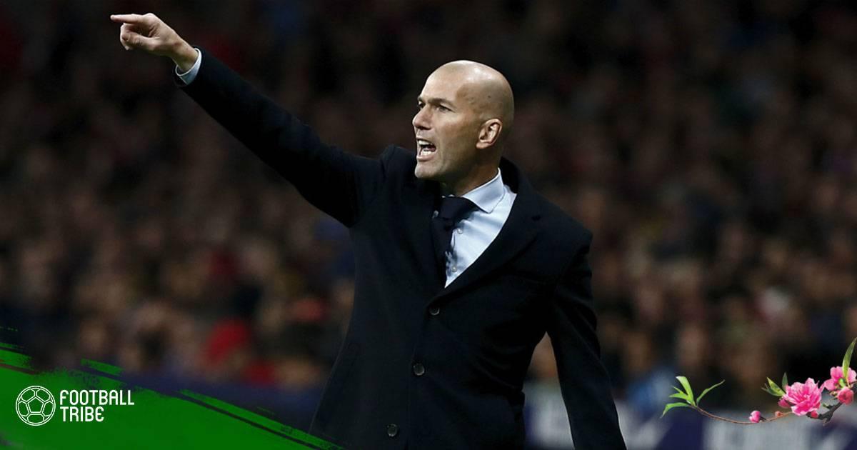 Bản tin chiều 19/2: Zidane cân nhắc rời Real Madrid