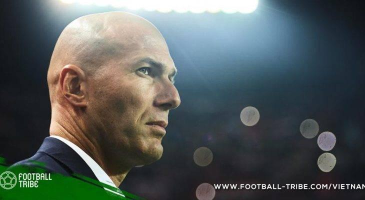 Zidane liệu đã là một HLV xuất sắc ?