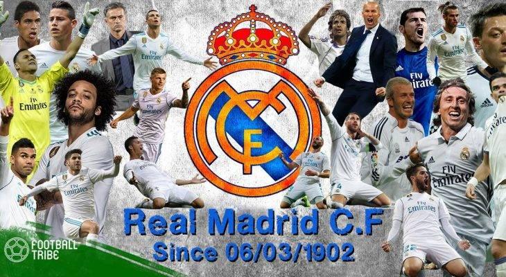 Real Madrid kỉ niệm 116 năm ra đời: Cho tình yêu màu trắng mãi lan tỏa