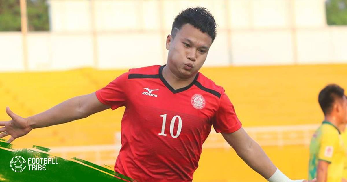 Chuyển động bóng đá Việt Nam 6/4: TP.HCM thua SLNA vì … Phi Sơn