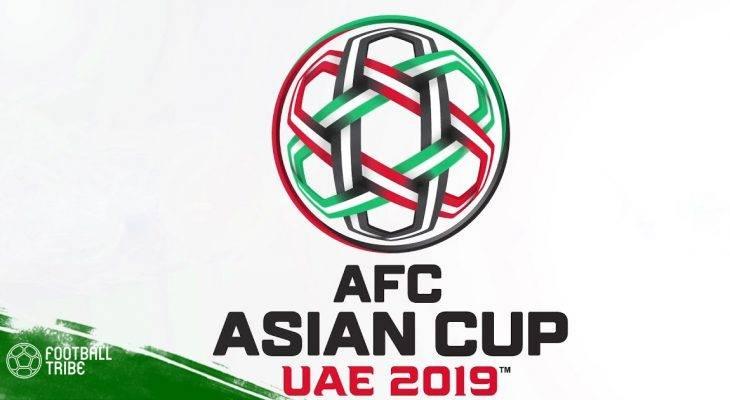 ĐT Việt Nam và các đối thủ tham dự Asian Cup 2019 (phần 1)