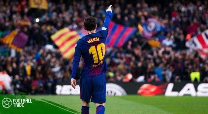Bản tin tối 8/3 : Messi có thể rời Barcelona