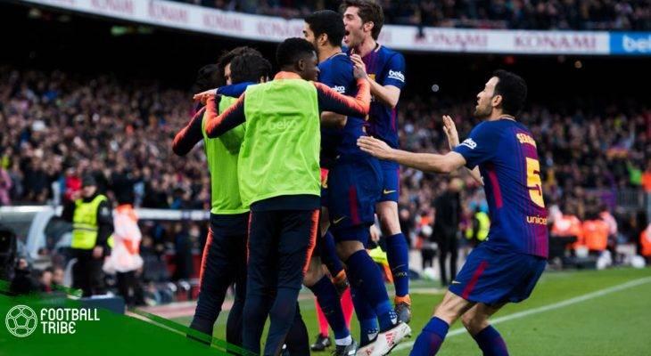 Điểm tin Barca ngày 12/3: Rakitic muốn Neymar trở lại Barca