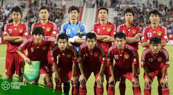 LĐBĐ Trung Quốc cấm các cầu thủ xăm mình