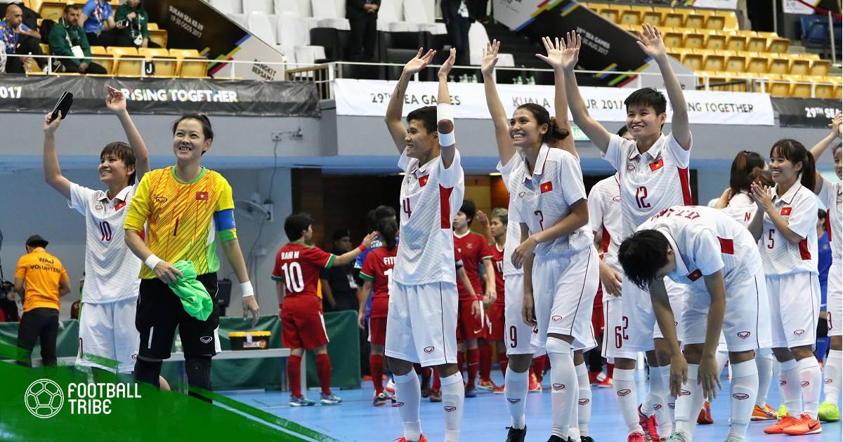 Chuyển động bóng đá Việt Nam 3/5: ĐT Futsal nữ Việt Nam thắng trận ra quân
