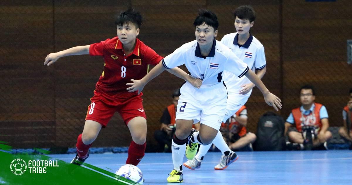 Chuyển động bóng đá Việt Nam ngày 2/5: Khởi tranh giải Futsal nữ châu Á