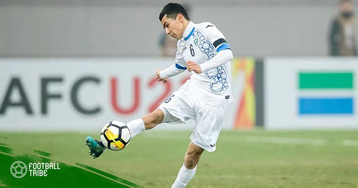 AFC Champions League: Tuyển thủ U23 Uzbekistan ghi dấu ấn