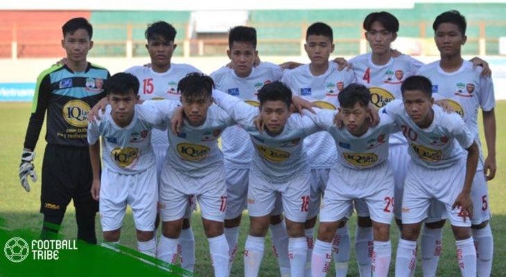 Chuyển động bóng đá Việt Nam 12/3: U19 HAGL bị loại