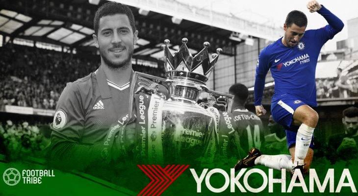 Eden Hazard và hành trình trở thành một ngôi sao