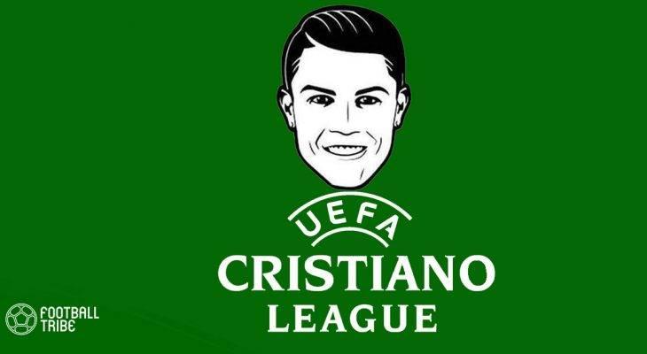 Cristiano Ronaldo – Quý ngài Champions League