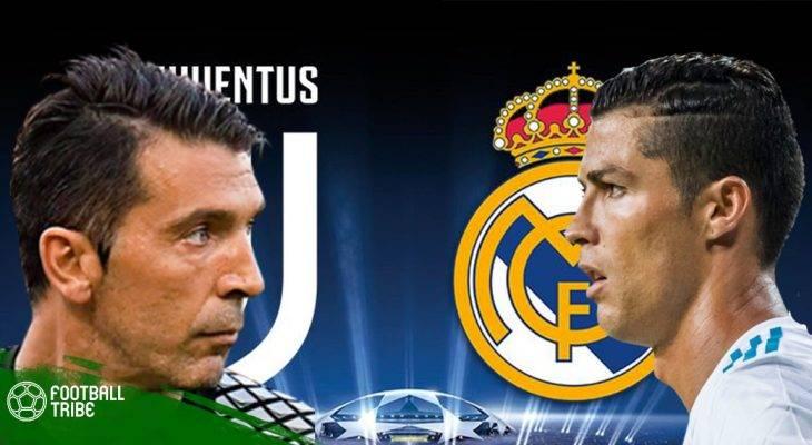 Juventus – Real Madrid: Cuộc đối đầu đầy duyên nợ