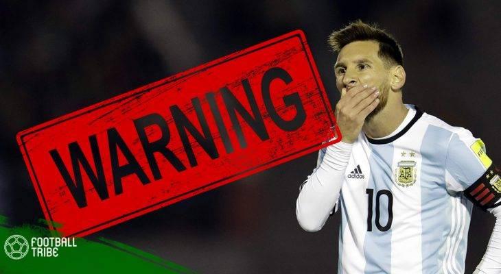 NÓNG: Messi bị dọa giết trước thềm World Cup 2018