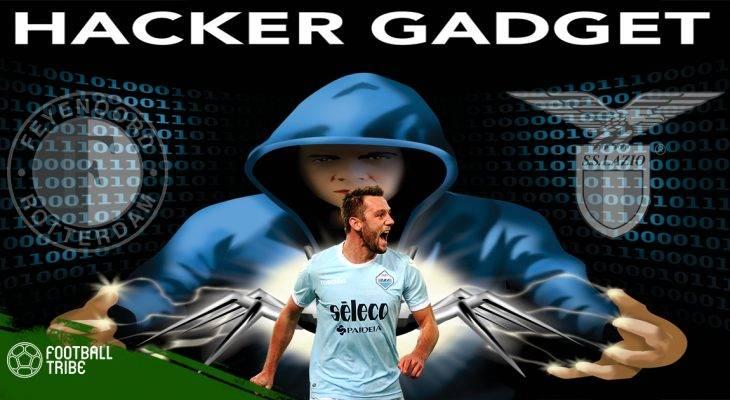 Mua cầu thủ trả góp, Lazio bị hacker xỏ mũi trắng trợn