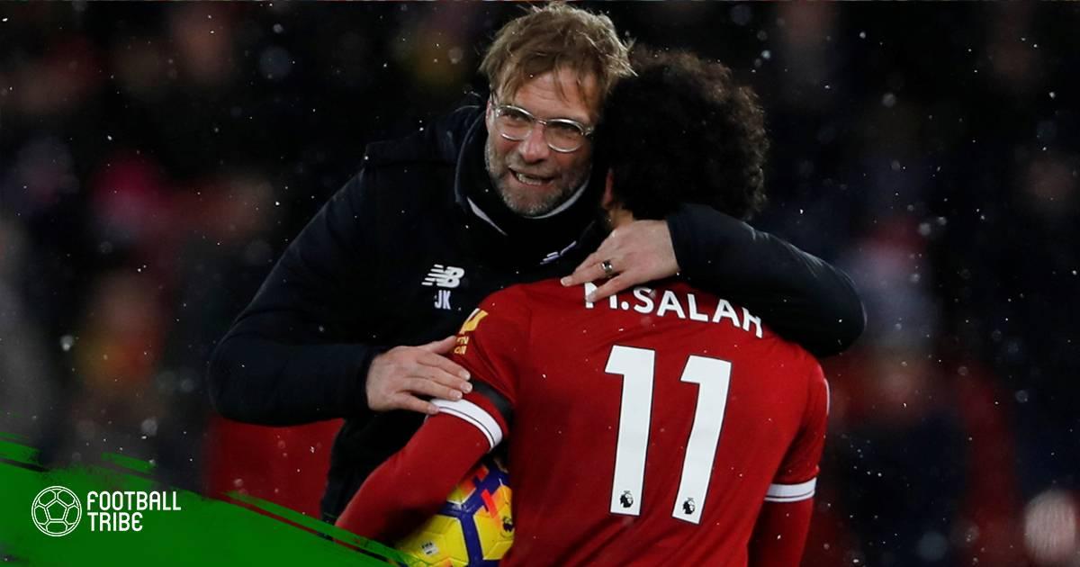 Klopp: Đừng so sánh Salah với Messi