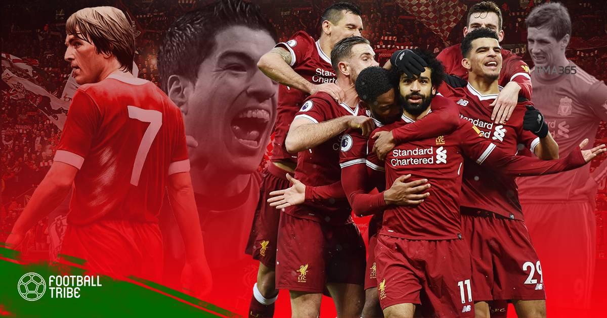 Mohamed Salah – Biểu tượng mới của The Kop