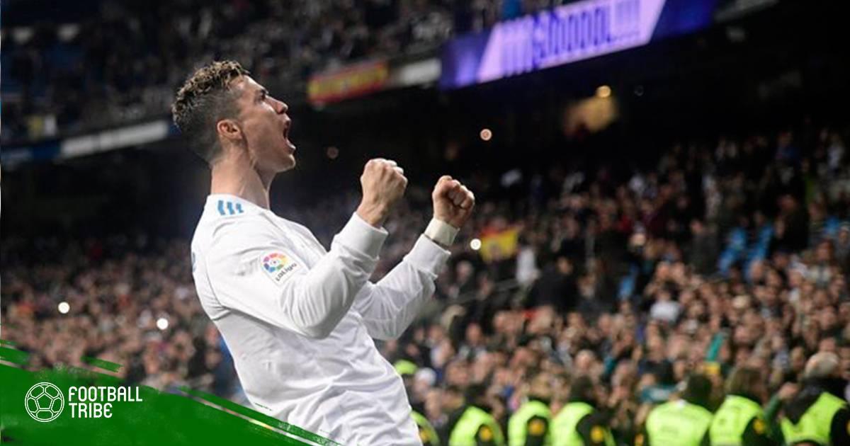 """Cuộc đua Pichichi: Ronaldo """"phả hơi nóng"""" vào gáy Messi"""
