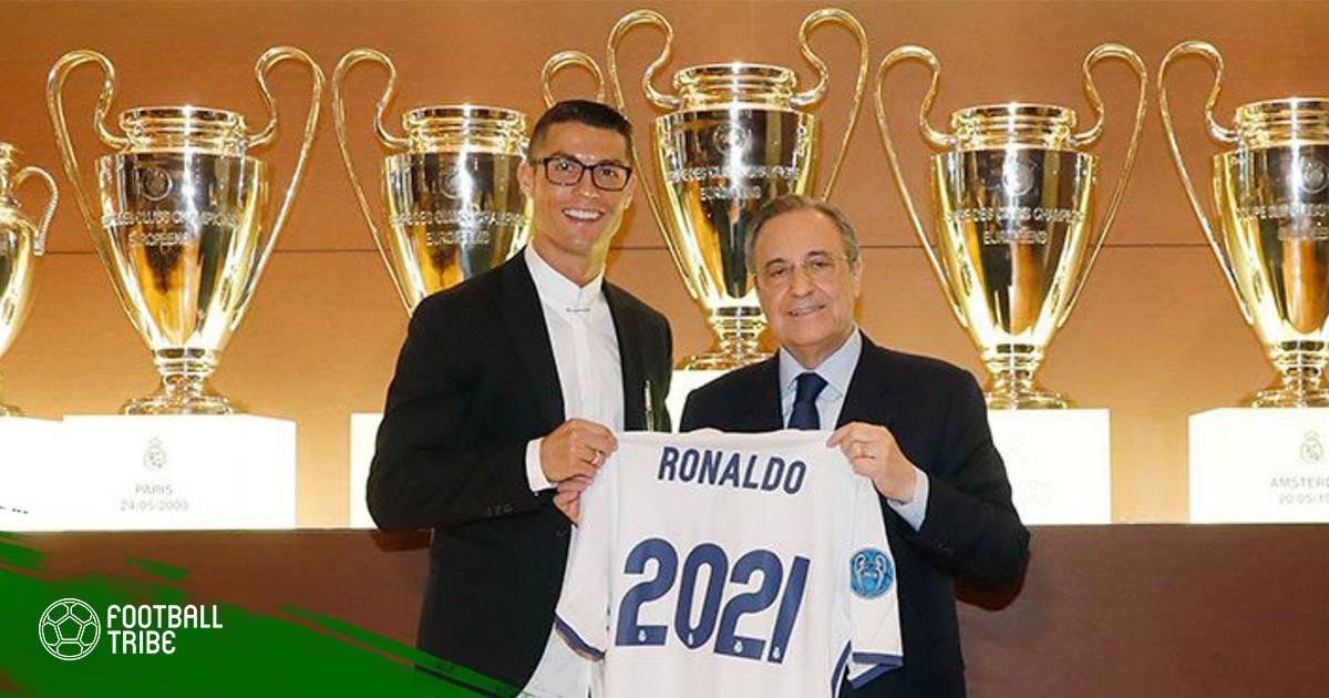 Điểm tin Real Madrid 22/04: Trọng thưởng Cristiano