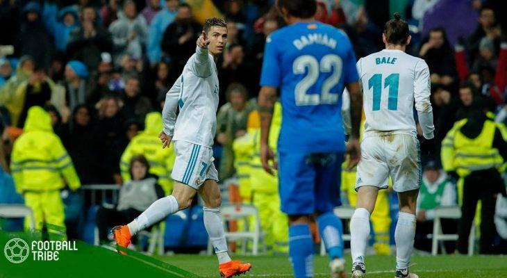 Vòng 27 La Liga| Real Madrid 3-1 Getafe: 300, 301 và bảo toàn lực lượng