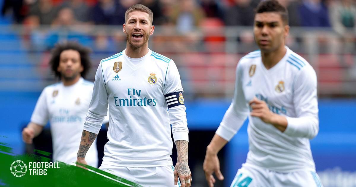 Điểm tin Real Madrid 11/03: Nguyên nhân trớ trêu khiến Sergio Ramos bỏ dở trận đấu