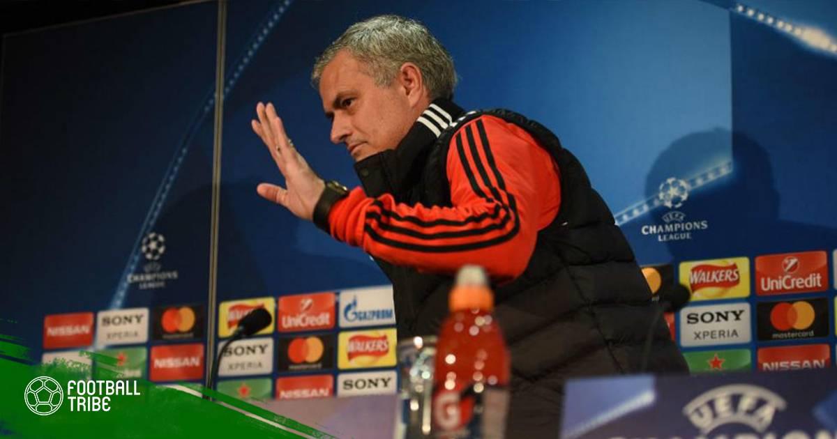 """Jose Mourinho: """"Real Madrid nên tìm một phương án khác"""""""