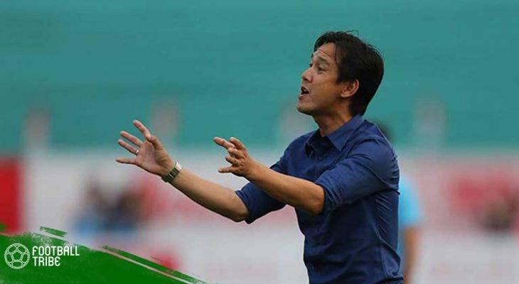 HLV Minh Phương thất vọng vì SHB Đà Nẵng để thua phút 90+4