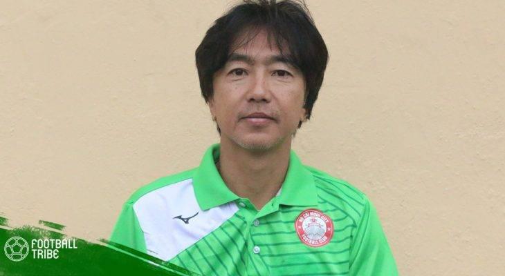CĐV TP.HCM đòi sa thải HLV Toshiya Miura