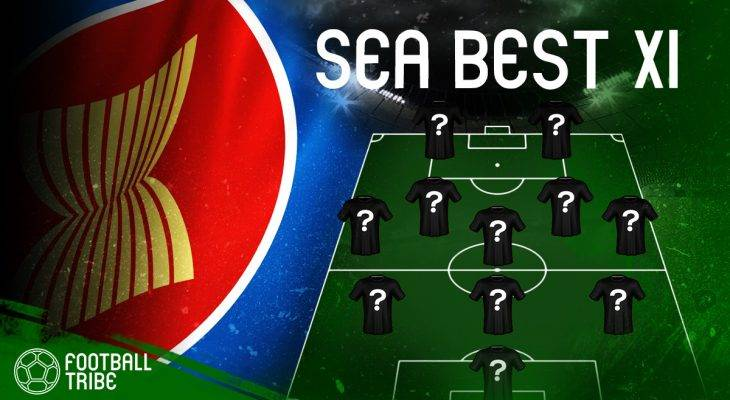ĐHTB Đông Nam Á tuần qua: Vinh danh hai sao V.League