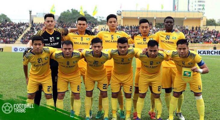 Hồ Tuấn Tài hóa người hùng, SLNA tiến sát vòng knock out AFC Cup 2018