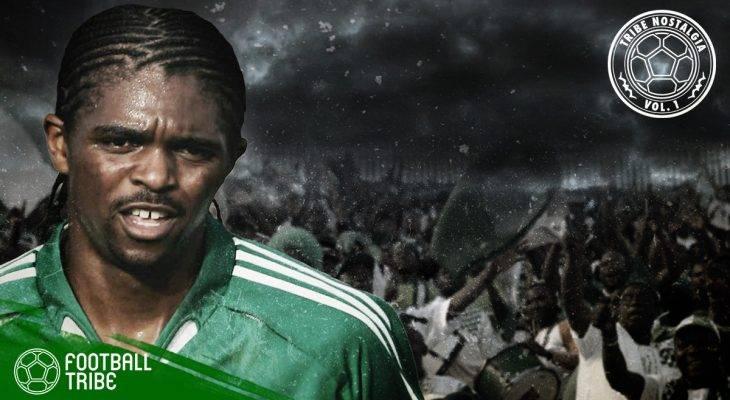 Nwankwo Kanu – Phù thủy bóng đá đích thực