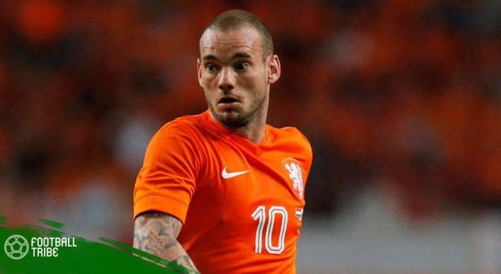 Bản tin sáng 5/3 : Sneijder giã từ ĐTQG Hà Lan