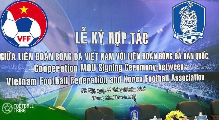 VFF thắt chặt mối quan hệ với KFA