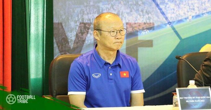 Chuyển động bóng đá Việt Nam ngày 20/4: HLV Park Hang-seo thăm xạ thủ Hoàng Xuân Vinh