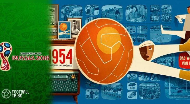 """Lịch sử World Cup 1954: """"Đội bóng vàng"""" Hungary ôm hận trước tinh thần người Đức"""