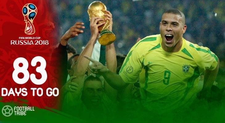 World Cup 2018 còn 83 ngày: Ronaldo hé lộ về kiểu tóc bất hủ