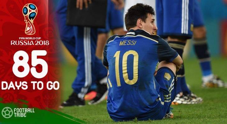 World Cup còn 85 ngày: Cơ hội cuối cùng cho Messi và các đồng đội