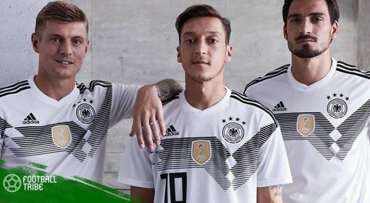 Adidas thắng lớn nhờ World Cup và Real Madrid