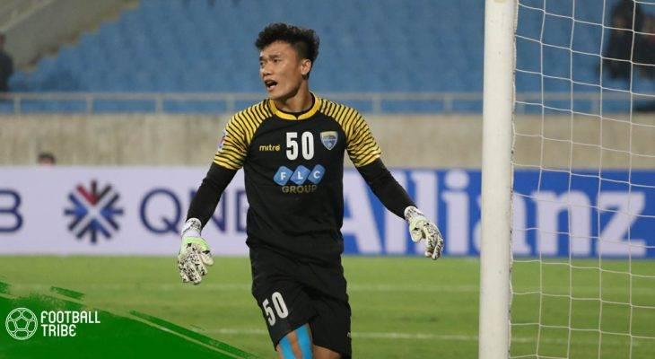HLV Bali United đánh giá cao Bùi Tiến Dũng