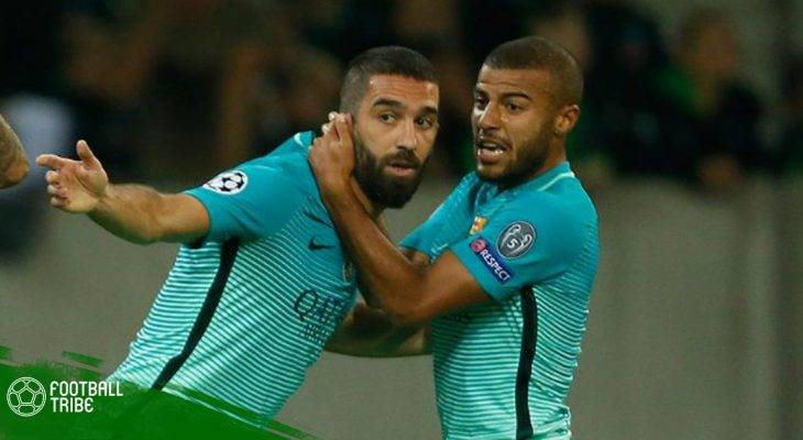 """Đội hình những cầu thủ bị Barcelona """"ruồng bỏ"""""""