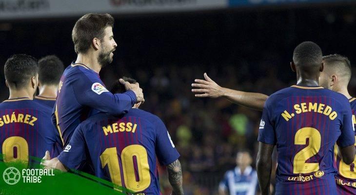 Điểm tin Barca ngày 1/3: Coutinho – Mbappe sẽ hoán đổi vị trí vào mùa hè?