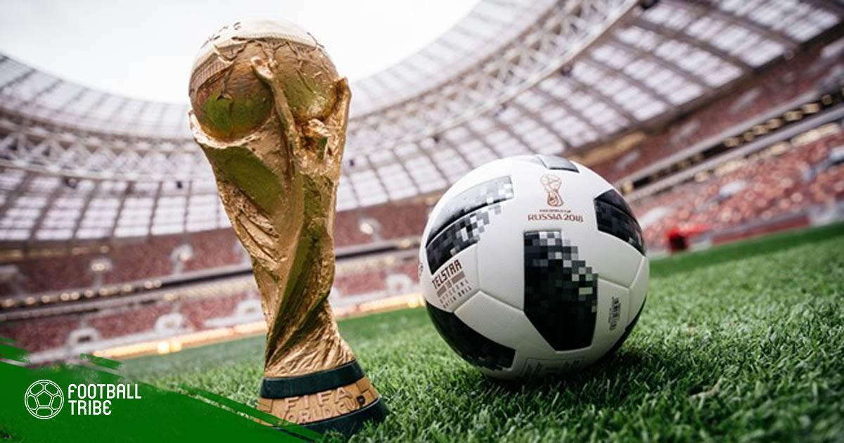 """Những đội tuyển """"cây sào"""" và """"nấm lùn"""" tại World Cup 2018"""