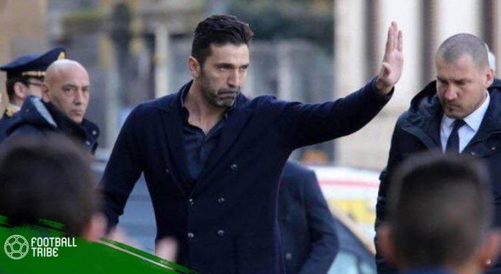 Bản tin chiều 6/7: PSG tiến sát chữ ký Gianluigi Buffon