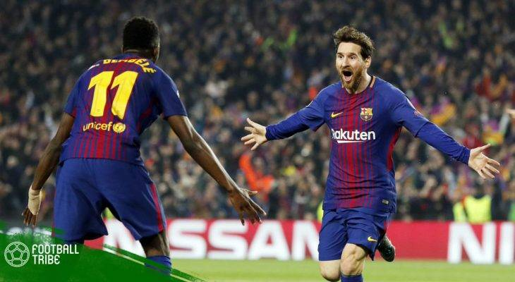 Điểm tin Barca 17/3: Messi không muốn trở thành cầu thủ ích kỉ