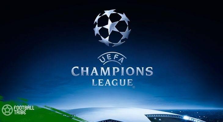 Bốc thăm tứ kết Champions League 2017/18