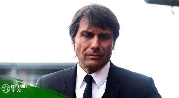 Nếu rời Chelsea, Conte vẫn có 'người đón đưa'