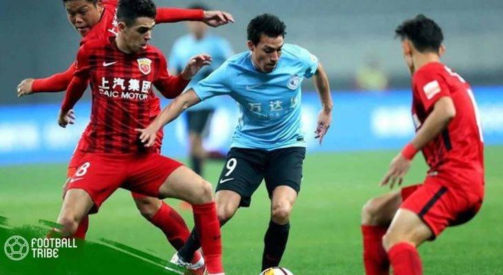 """Ba """"bom tấn"""" thua thảm trong ngày ra mắt Chinese Super League"""